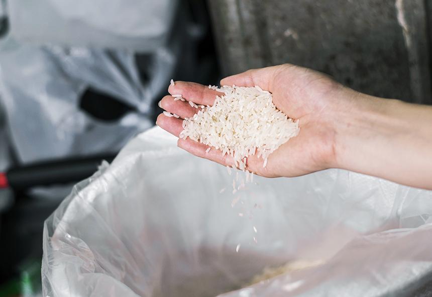 佐敦 濃姐石磨腸粉 尖米