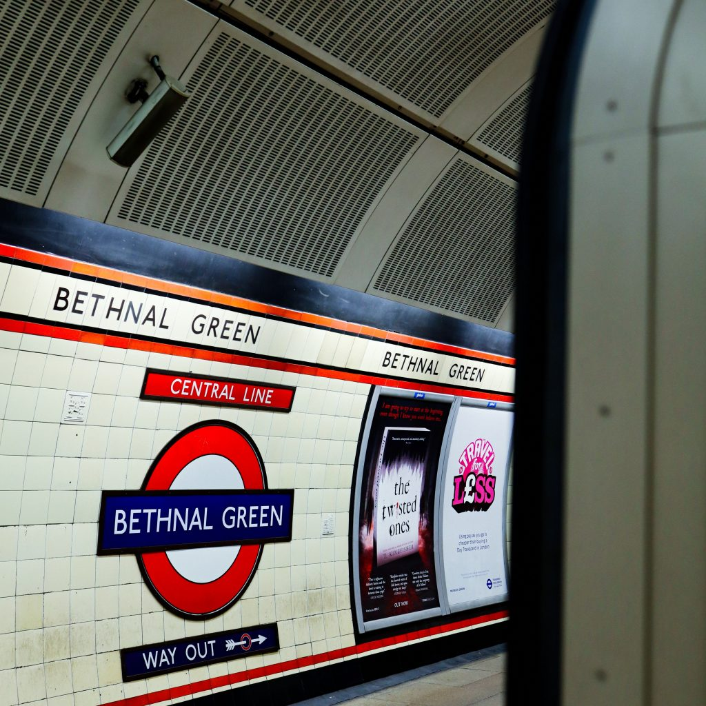 London_underground_倫敦地鐵