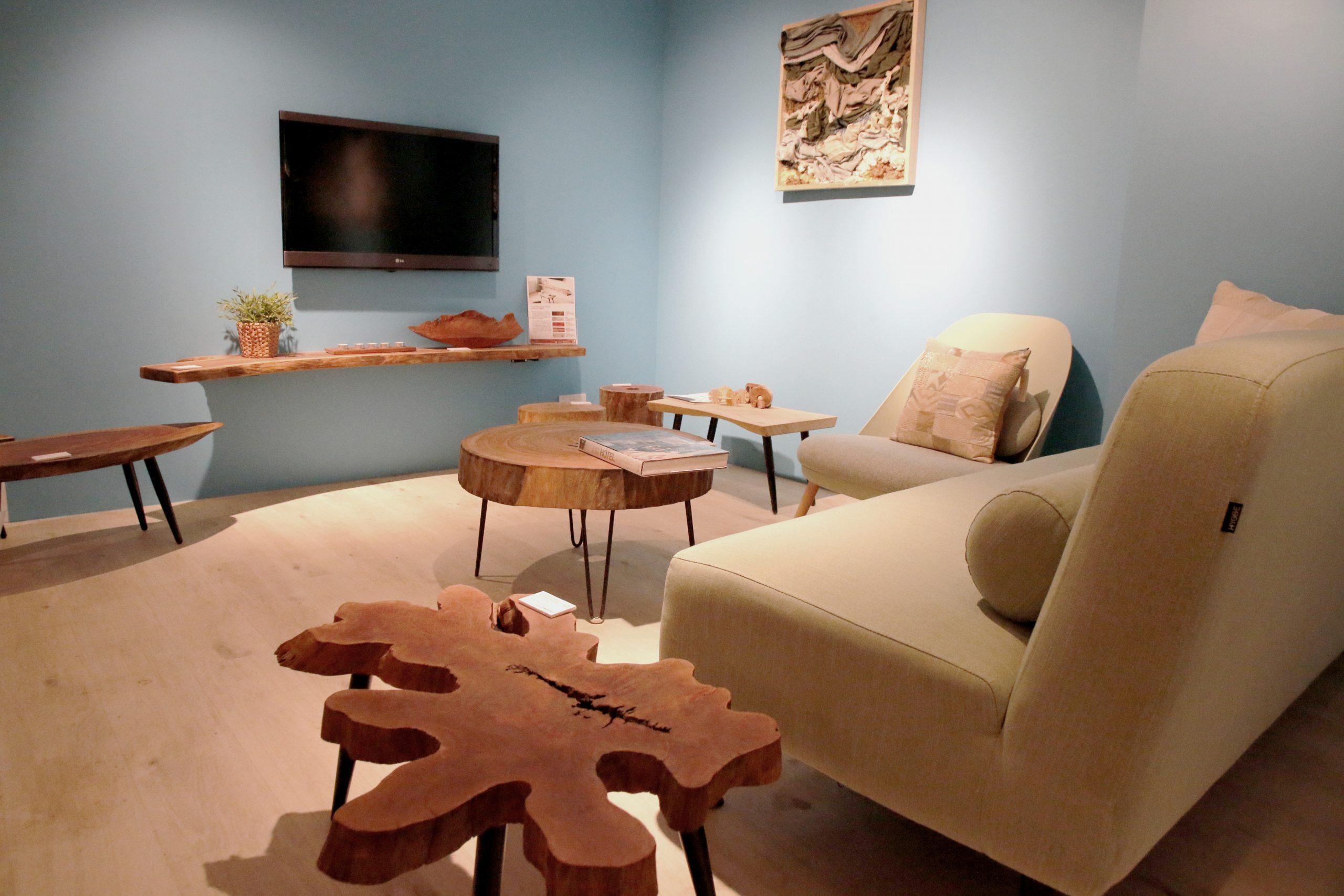 香港木庫 回收榻樹 造傢具 陳列室