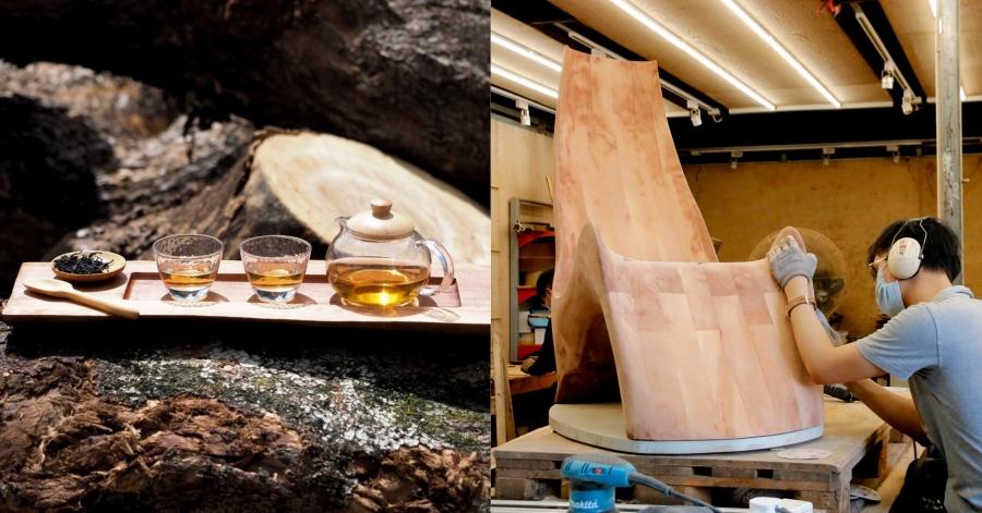香港木庫回收榻樹造傢具