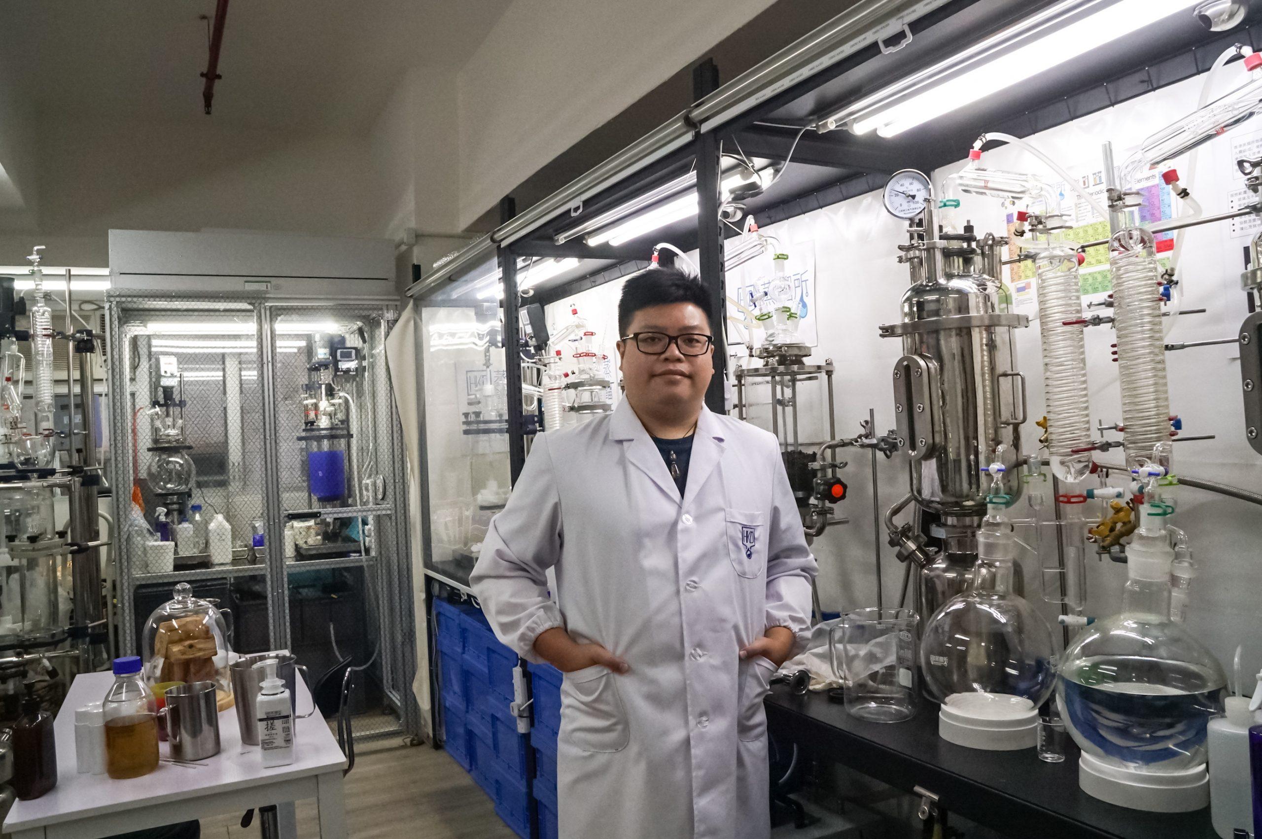 香港蒸餾所創辦人之一Benny