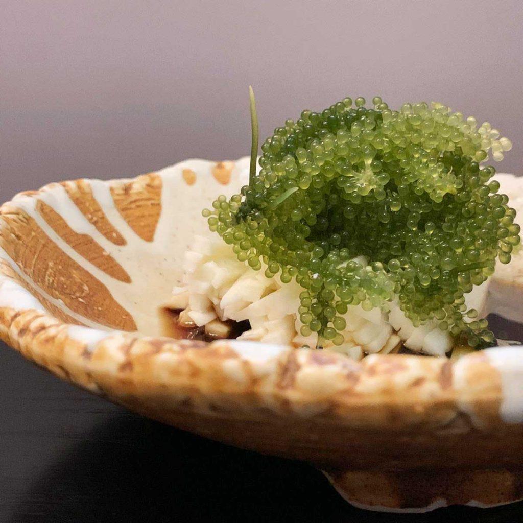 日本料理 壽司 黃店 北角 酒盜 海葡萄 山芋 下酒菜