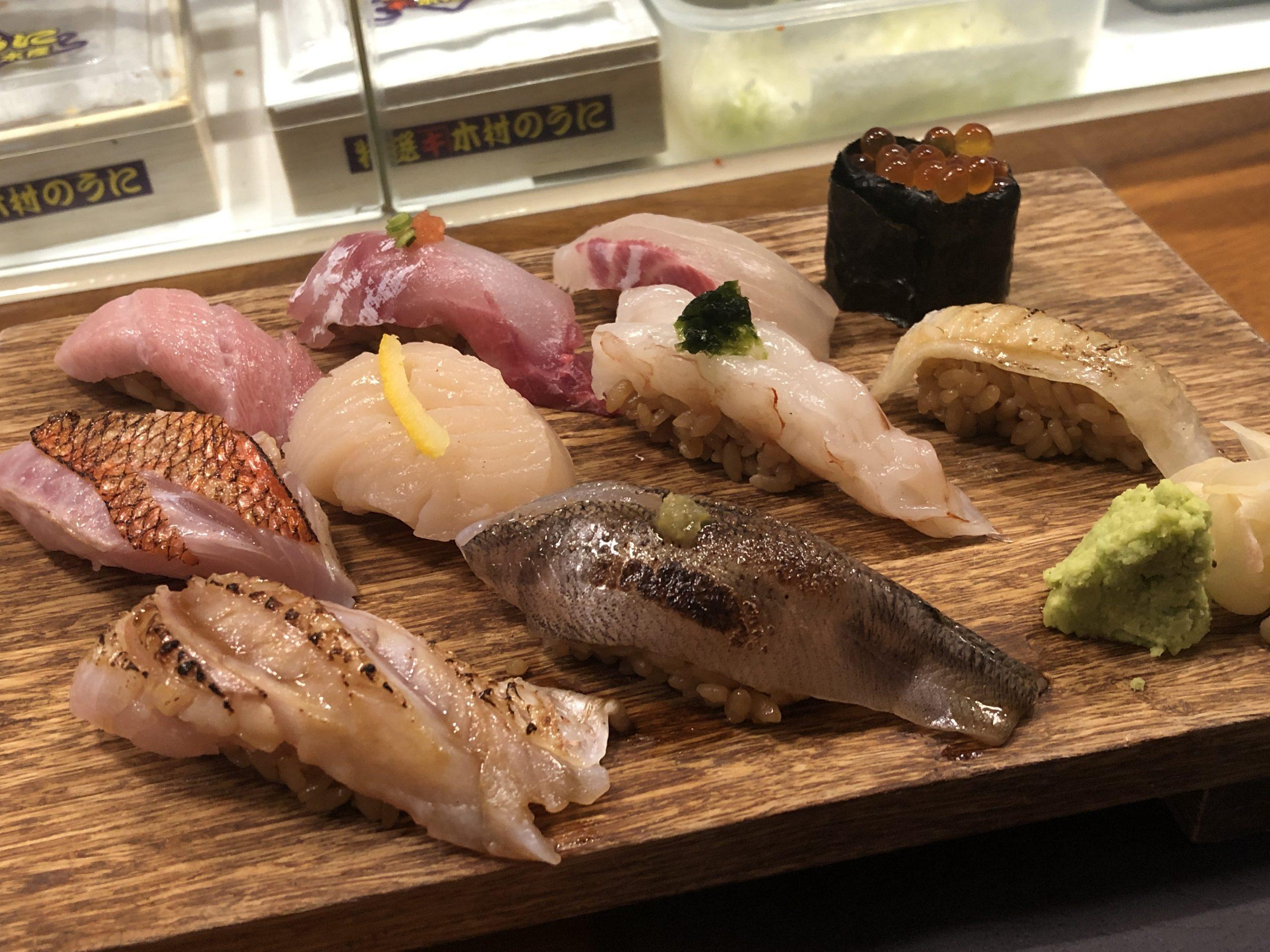 日本料理 壽司 黃店 尖沙咀 厚福街 鮨一omakase 廚師發辦