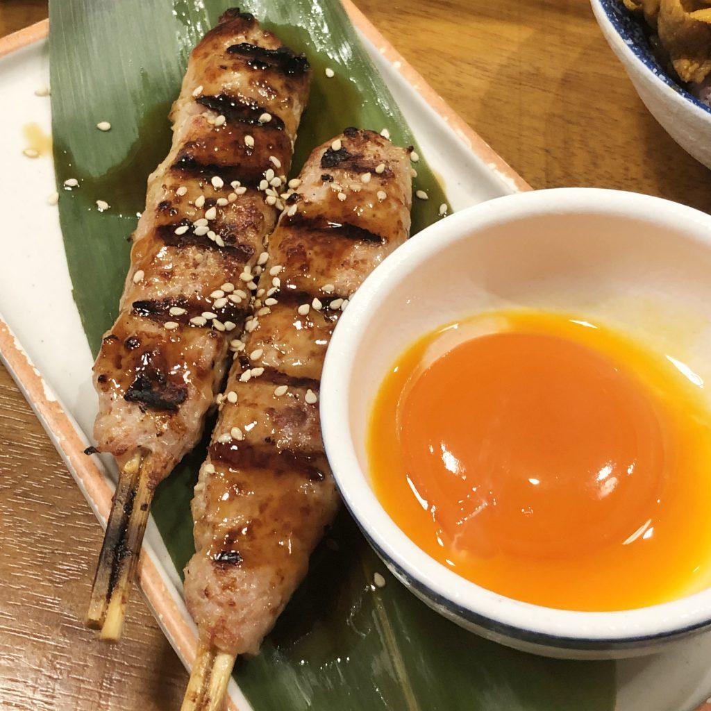 日本料理 壽司 黃店 尖沙咀 厚福街 鮨一 串燒 免治雞肉串 つくね