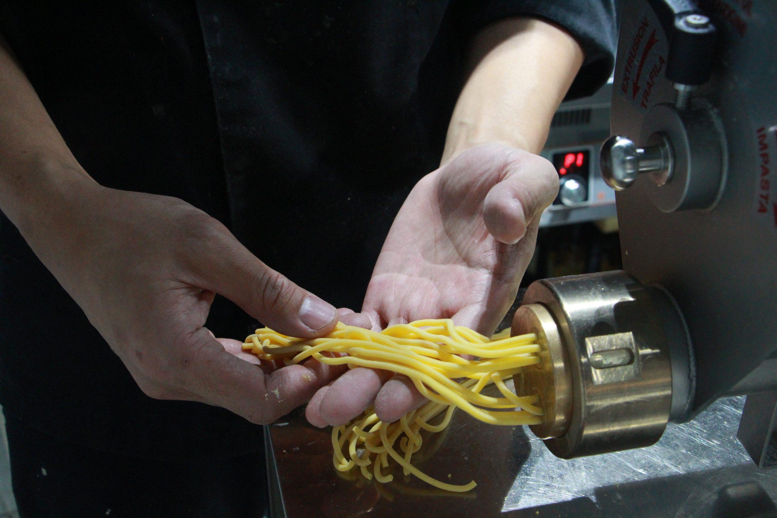 JEP by Involtini 屯門 意大利粉 西餐 黃店 新鮮製造 壓麵機