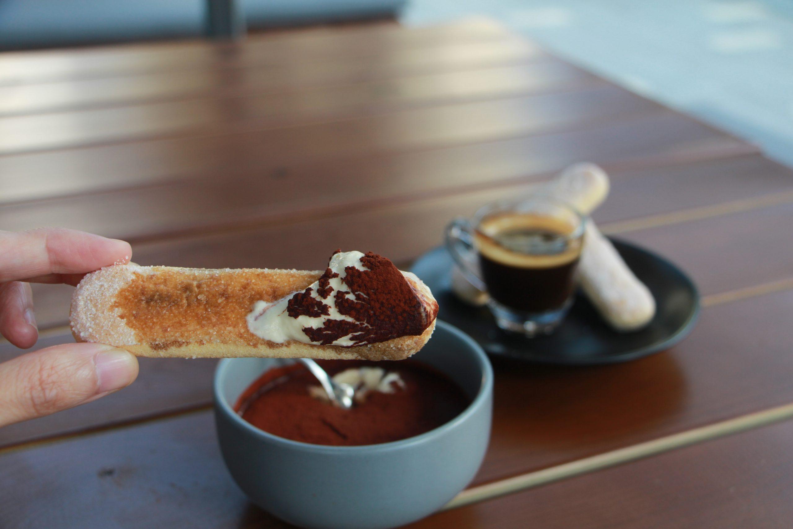 JEP by Involtini 屯門 意大利粉 西餐 黃店 Do It Yourself Tiramisu 咖啡 手指餅 忌廉