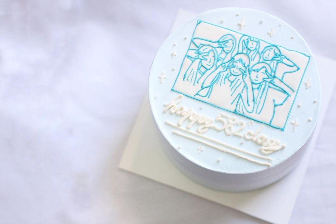 BAKE-A-BOO! 生日蛋糕