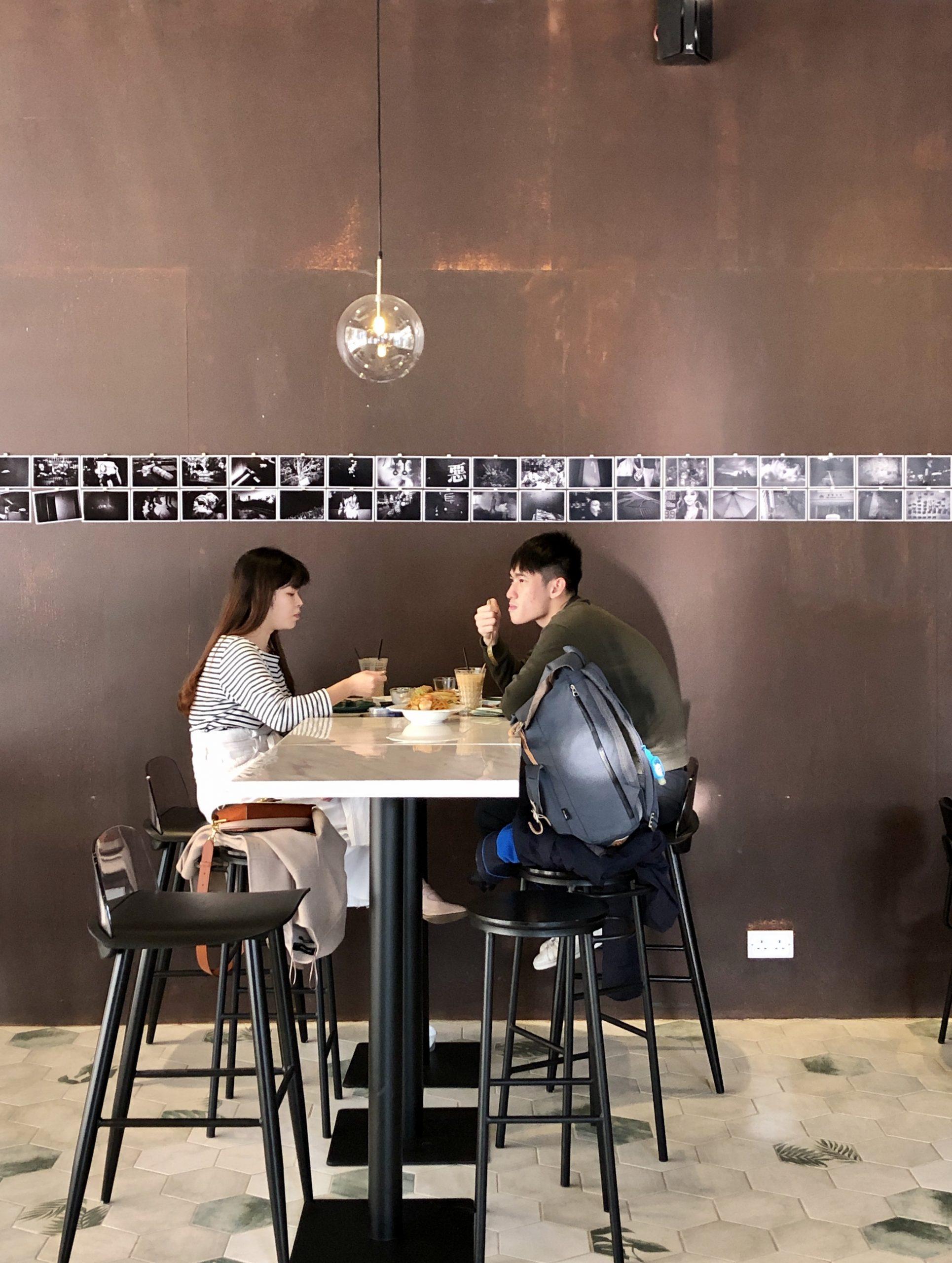 觀塘 Master Room Cafe 環境