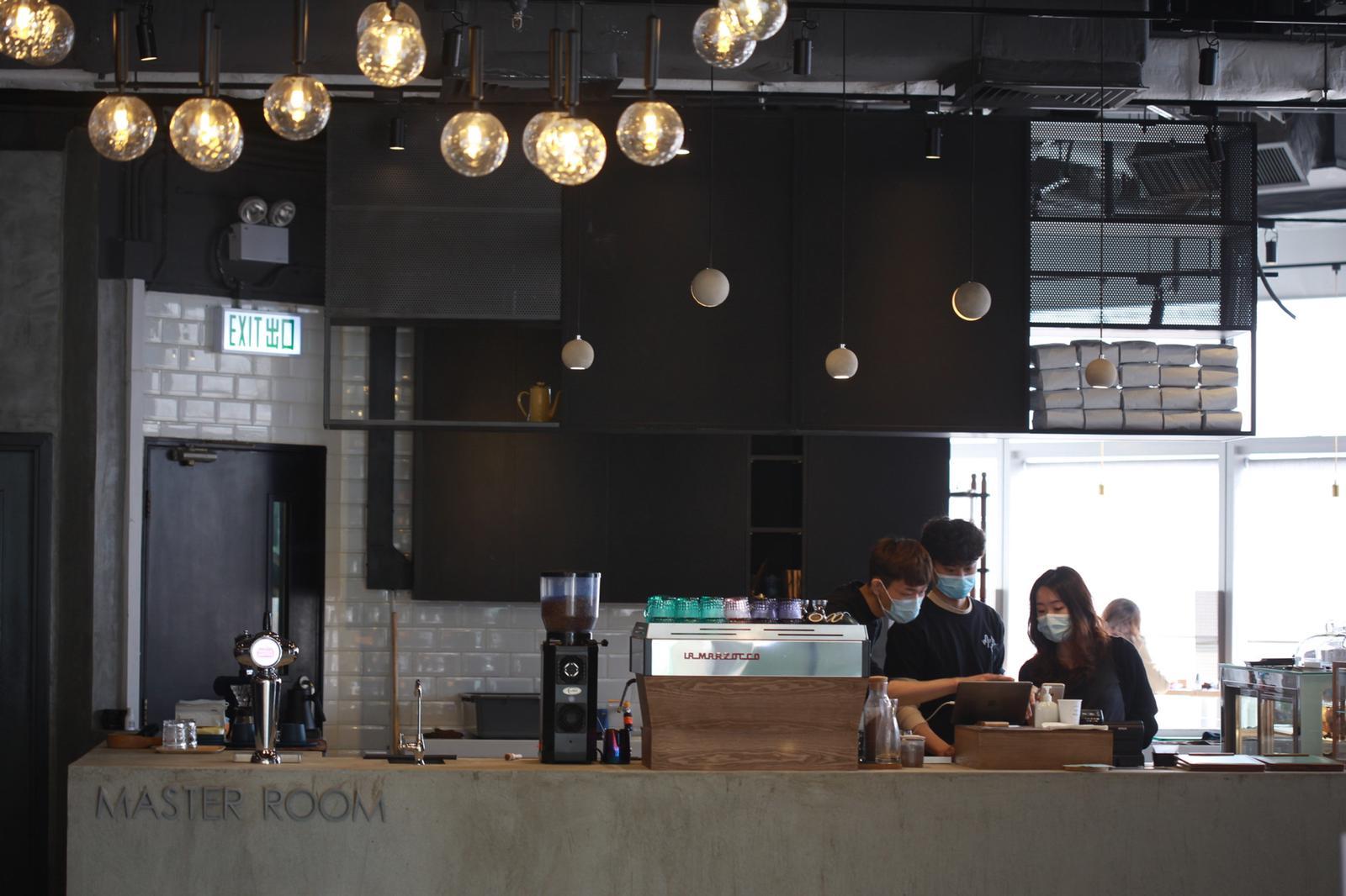 觀塘 Master Room Cafe One Little Room 咖啡