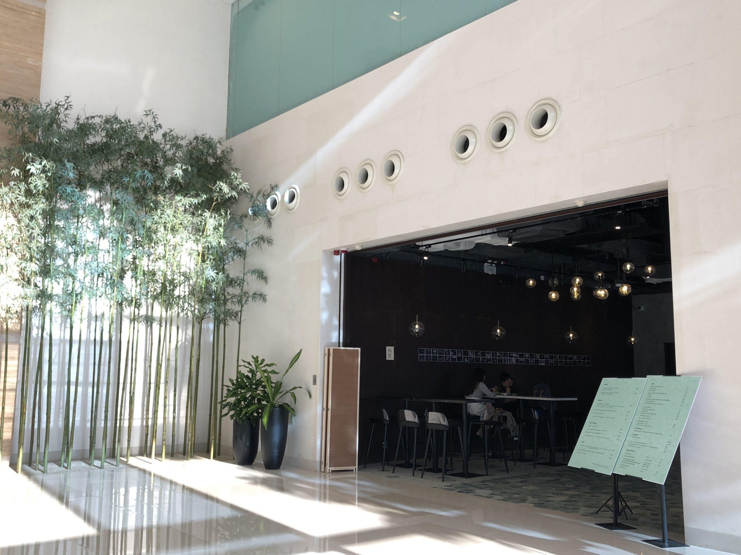 觀塘 Master Room Cafe One Little Room 咖啡店 宏利金融中心