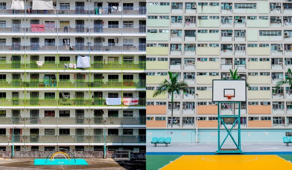 十大香港公屋 ‧ 九龍篇|清拆在即大坑西邨