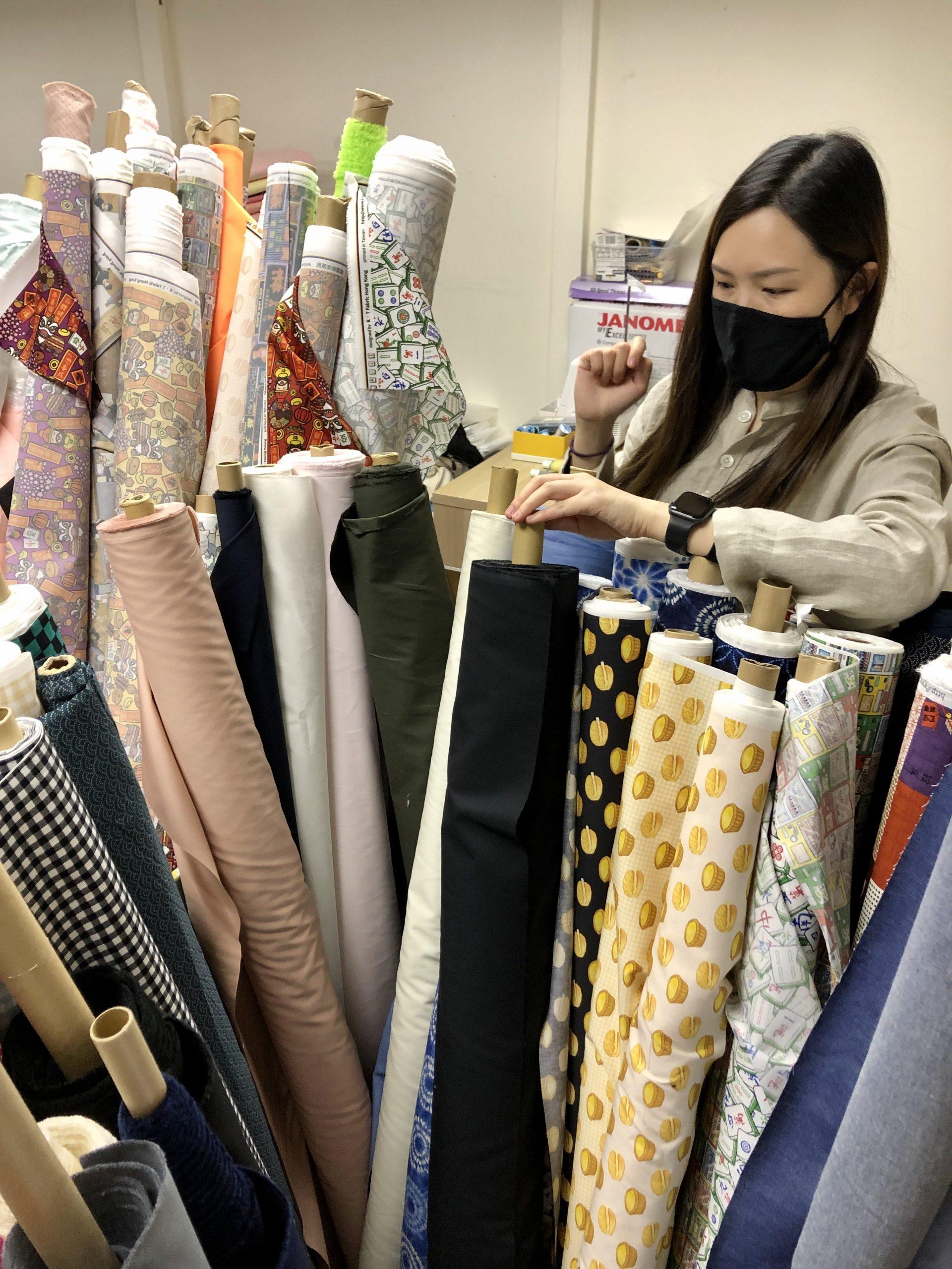KT Fabrics 觀塘 Nicole