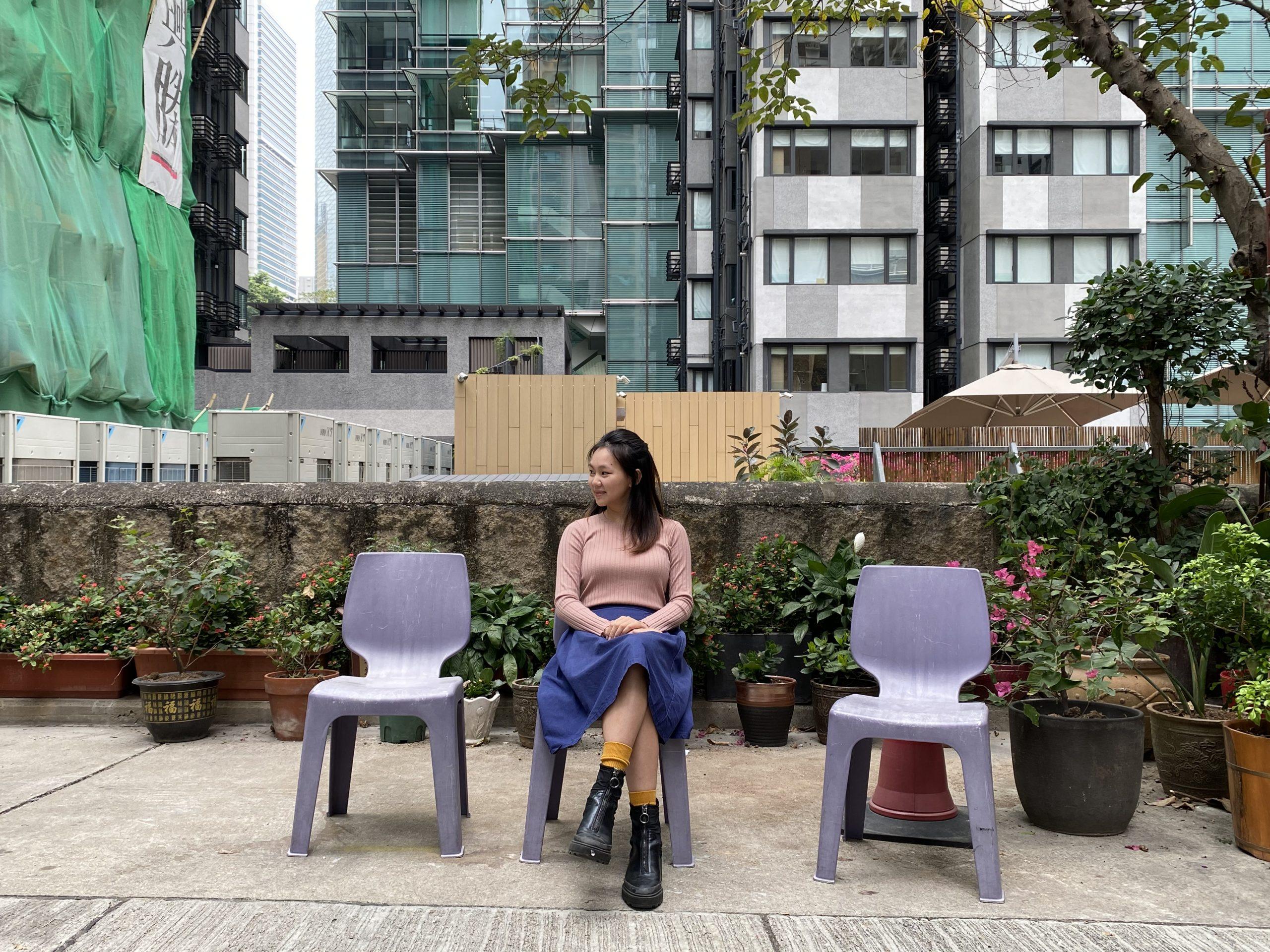 Vivian Ho, 香港插畫師, portrait, 專訪「Wish you were here.」