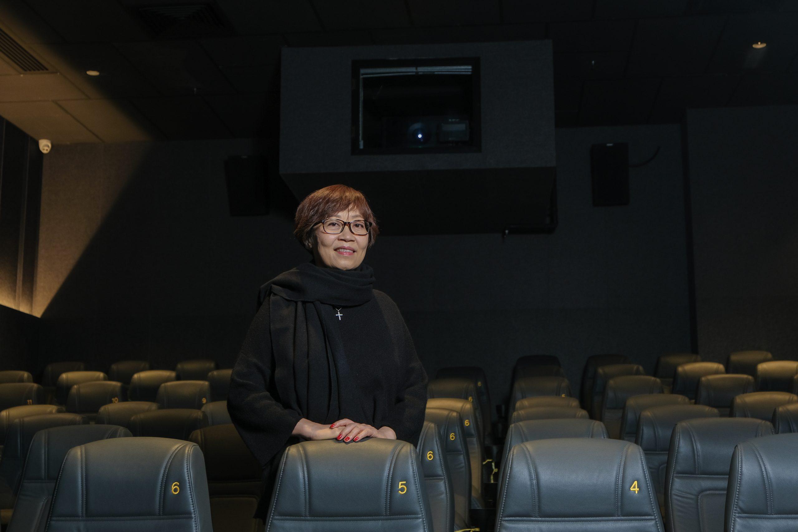 Golden Scene 高先電影院 曾麗芬 堅尼地城 戲院 狂舞派3