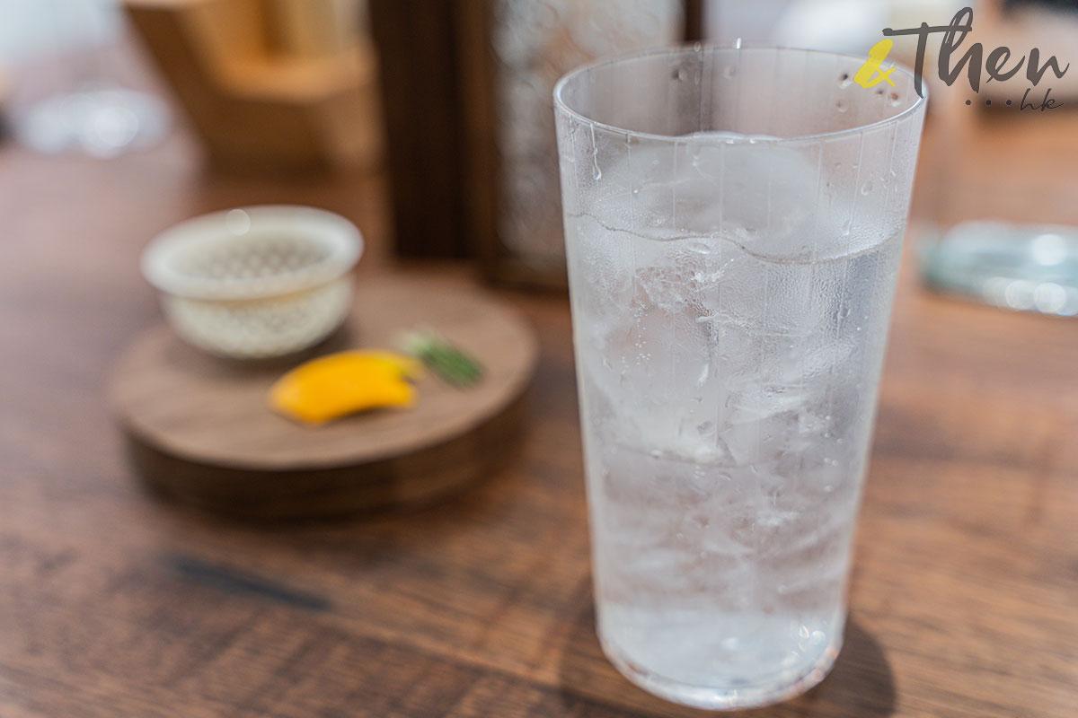 白蘭樹下 丹丘蒸留所 品酒 Gin&Tonic