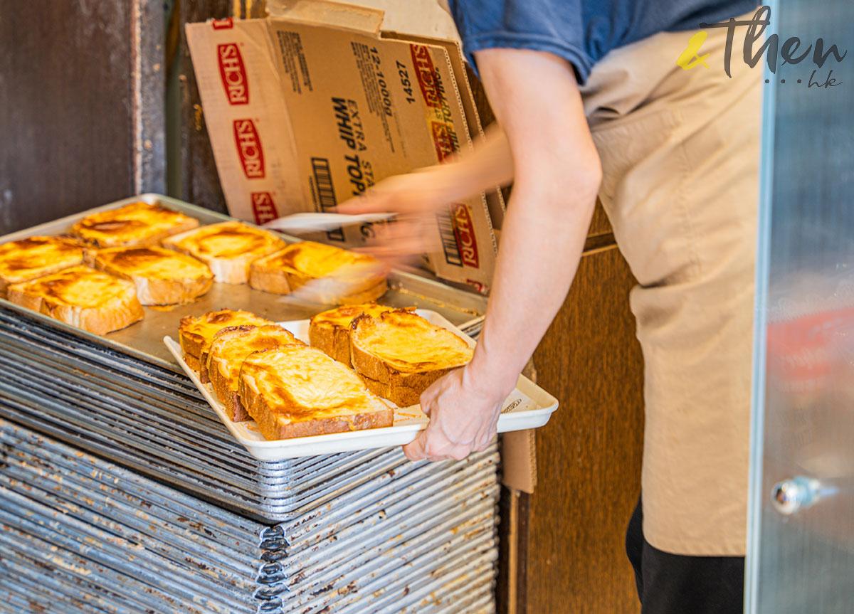 嘉多莉餅屋 出爐麵包