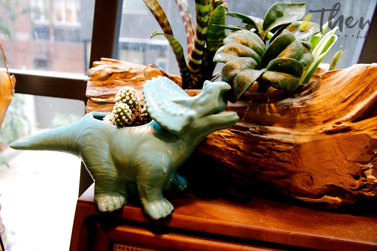 中環 些利街 為食龍 hungry dino 恐龍
