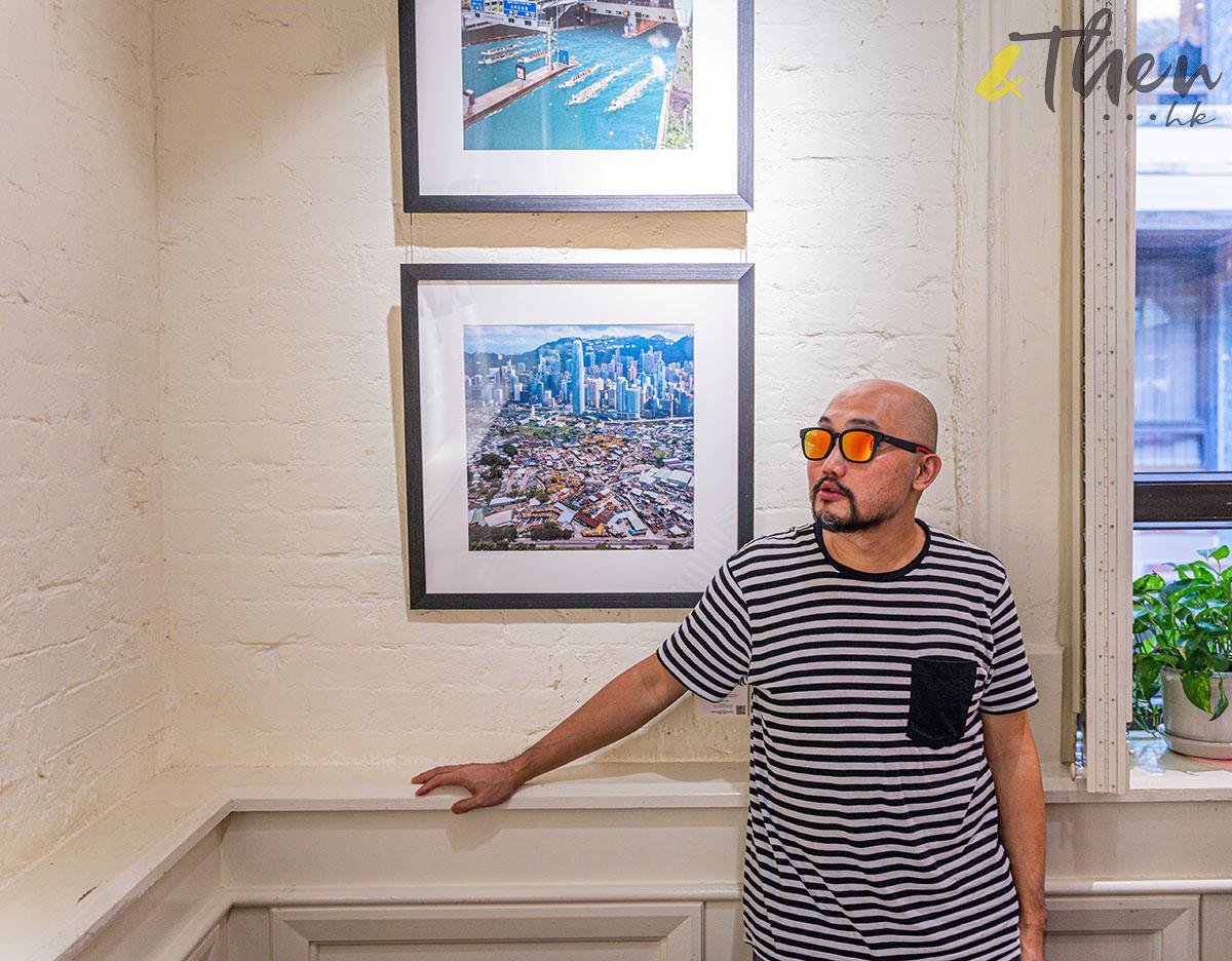 surrealhk Tommy Fung Photoshop 改圖 攝影 個展 外國記者會