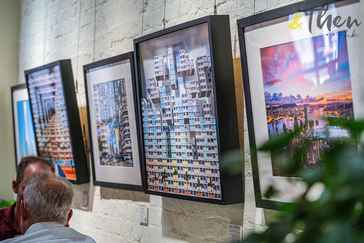 surrealhk Tommy Fung Photoshop 改圖 攝影 個展 彩虹邨 俄羅斯方塊