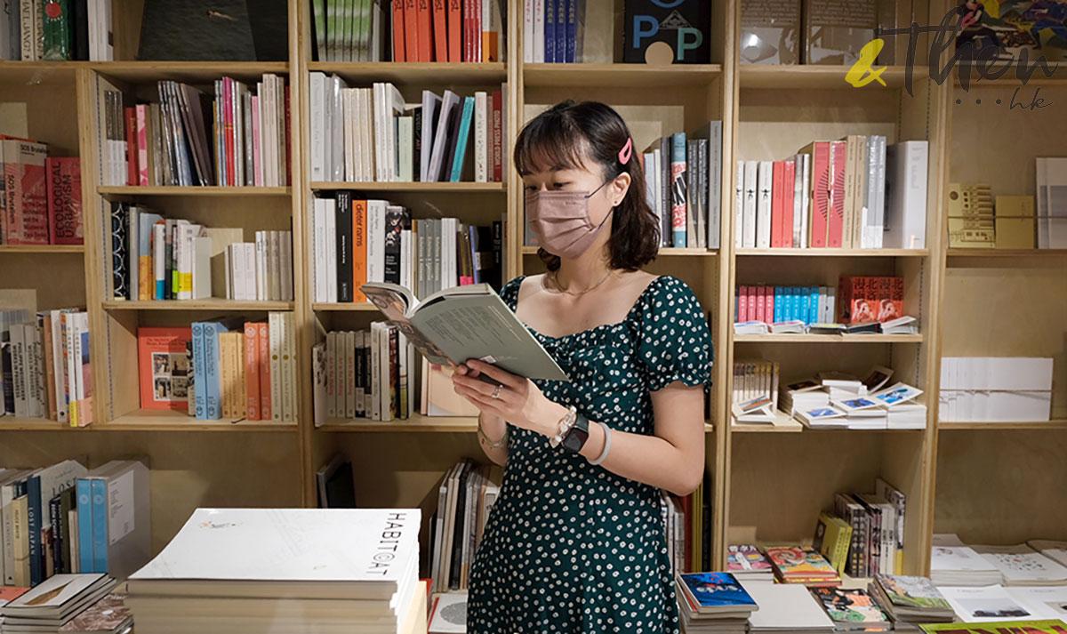 書店有時 周家盈 書店 獨立書店 閱讀 女性