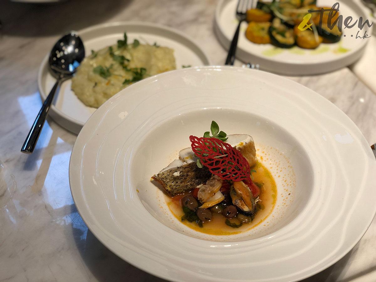 灣仔 莊士敦道 Crust Italian Aqua Pazza意大利煮魚湯