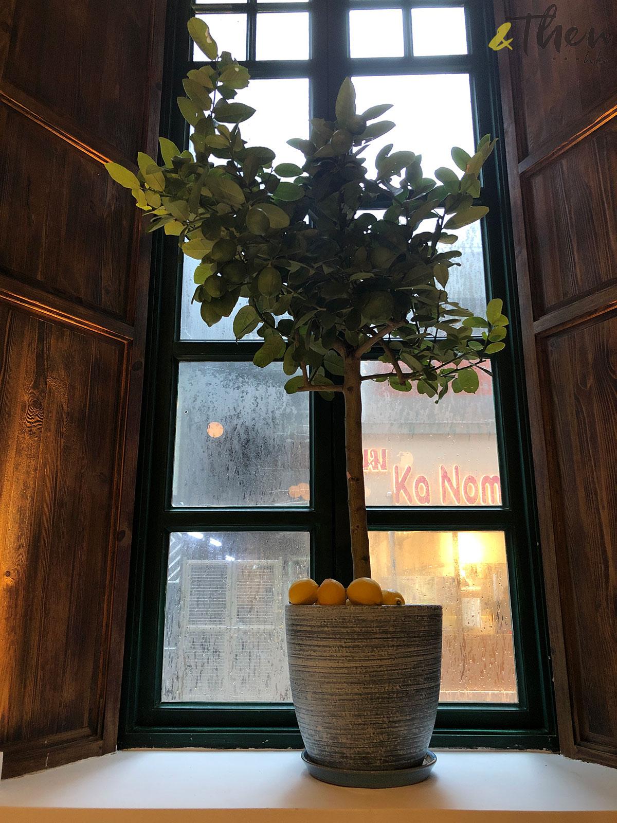 灣仔 Crust Italian 檸檬樹