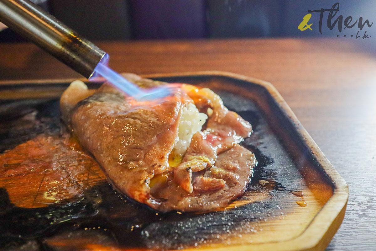 銅鑼灣 居酒屋 日式料理 申子 獅子山下 申子和牛燒 火鎗 牛肉