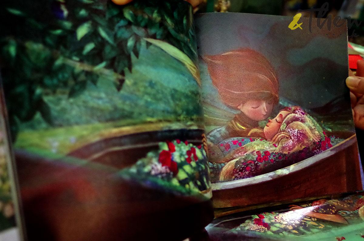 小王子2 愛與光 蔡景康 插畫 繪本 書展 秋天的童話 香港 舢舨