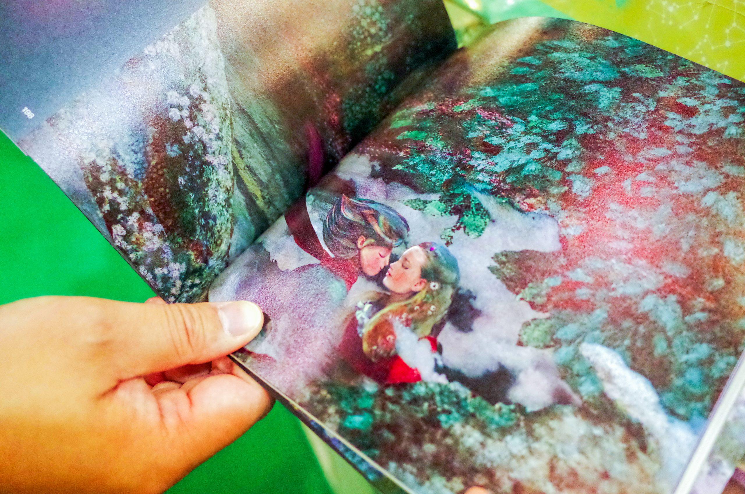 小王子2 愛與光 蔡景康 插畫 繪本 書展 小王子 玫瑰