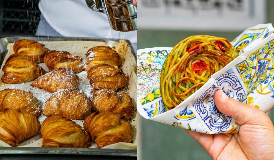 灣仔百年古蹟和昌大押|嚐正宗拿坡里意大利菜&意式甜品