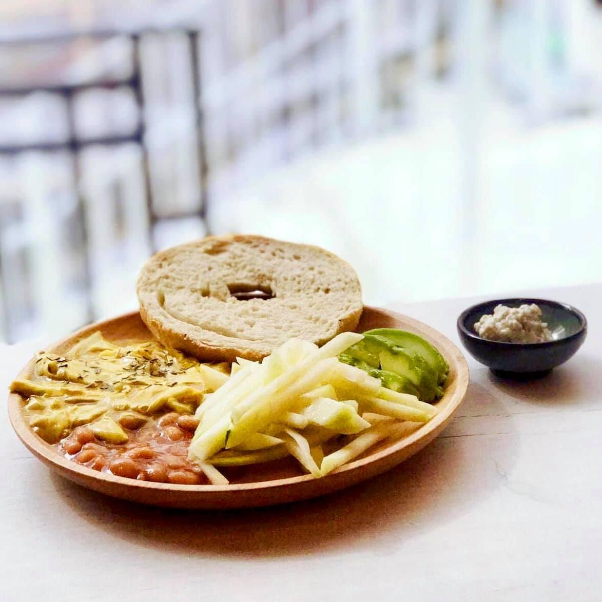 Ohms Cafe & Bar 順逆珈琲酒館/純素全日早餐 $158