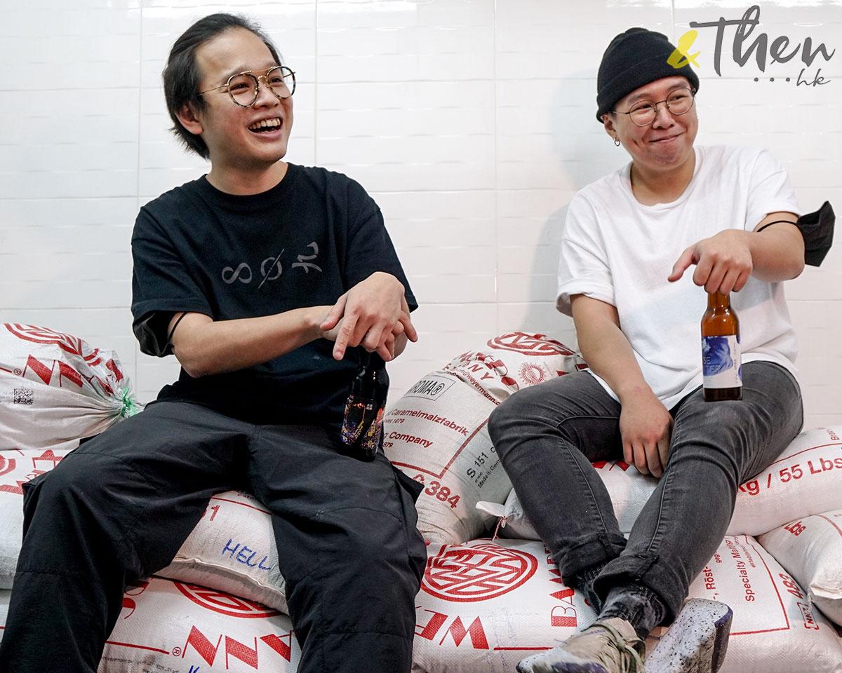 Citibrew 城釀 手工啤 啤酒廠 啤酒樽 香港品牌 香港人 Eric Harry