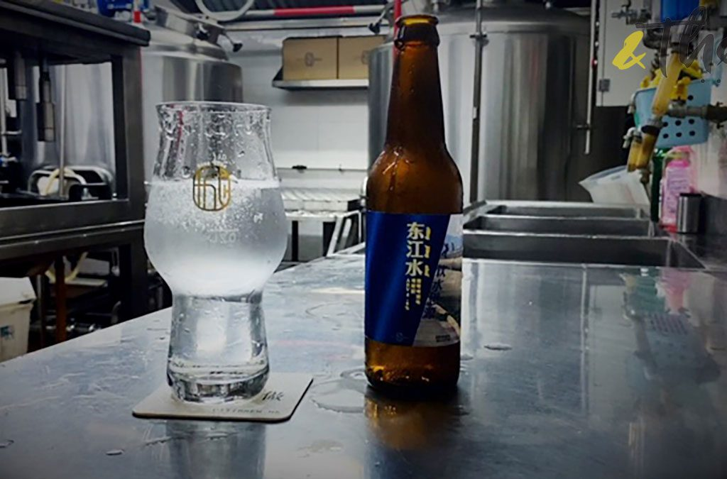 Citibrew 城釀 手工啤 啤酒廠 啤酒樽 香港品牌 香港人 東江水 透明啤酒 愚人節