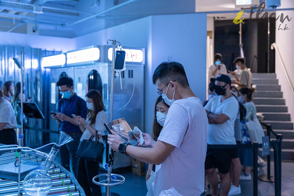 K11 Art Mall 9GAG MEME展覽 MEME MUSEUM 4D互動 AR 情侶 iPad