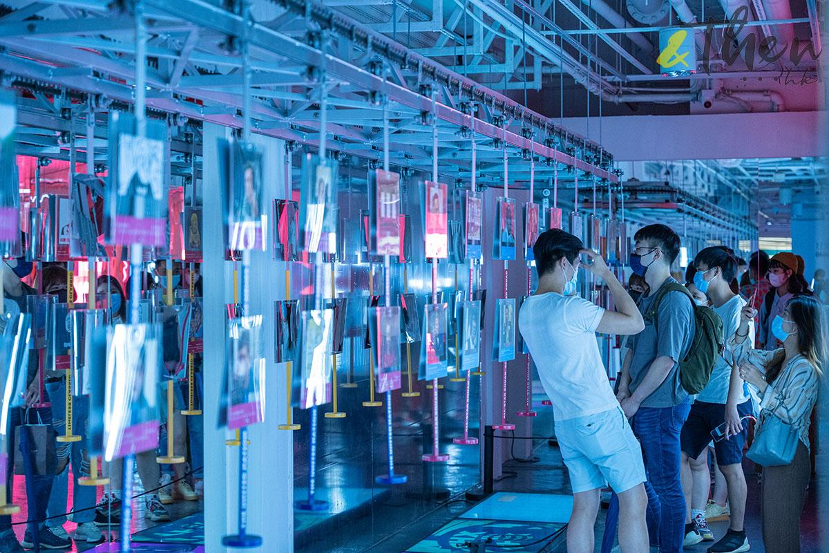 K11 Art Mall 9GAG MEME展覽 MEME MUSEUM MEME圖 旋轉履帶