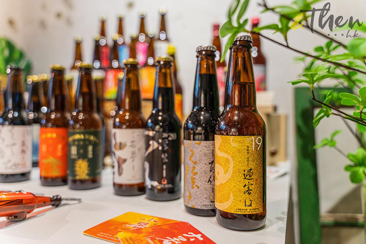 台灣 台灣味市集 pop-up 南豐紗廠 台灣好物 啤酒頭 台灣手工啤