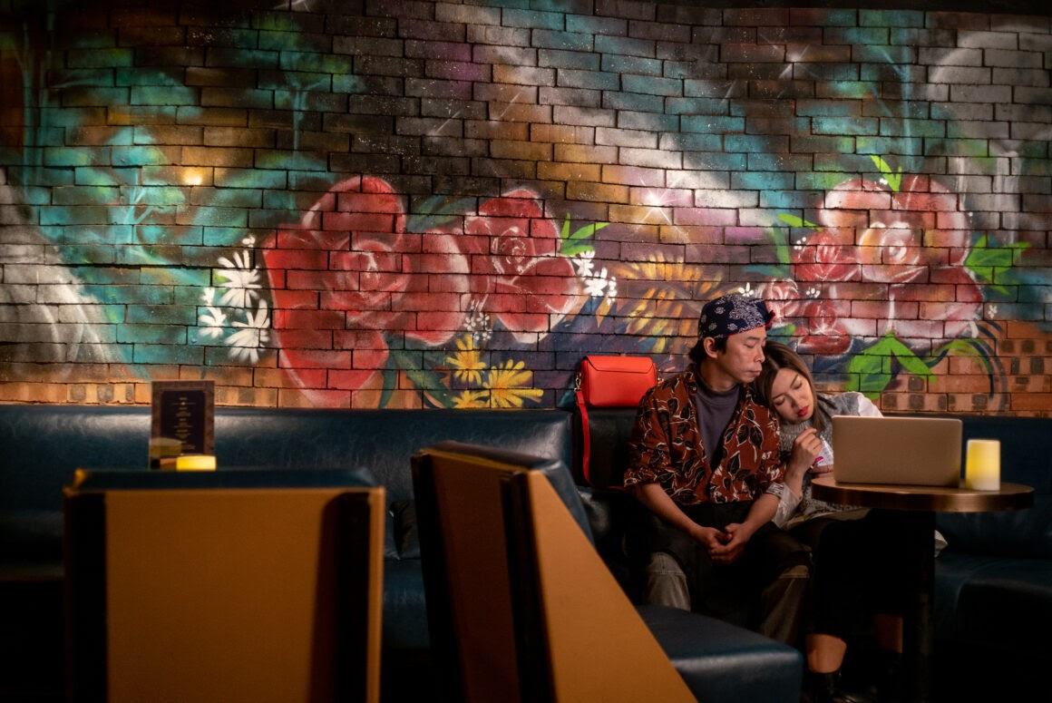 MIRROR ERROR 良心小店 大叔的愛 酒吧 尖沙咀 棉登徑 Time Park Lounge 壁畫