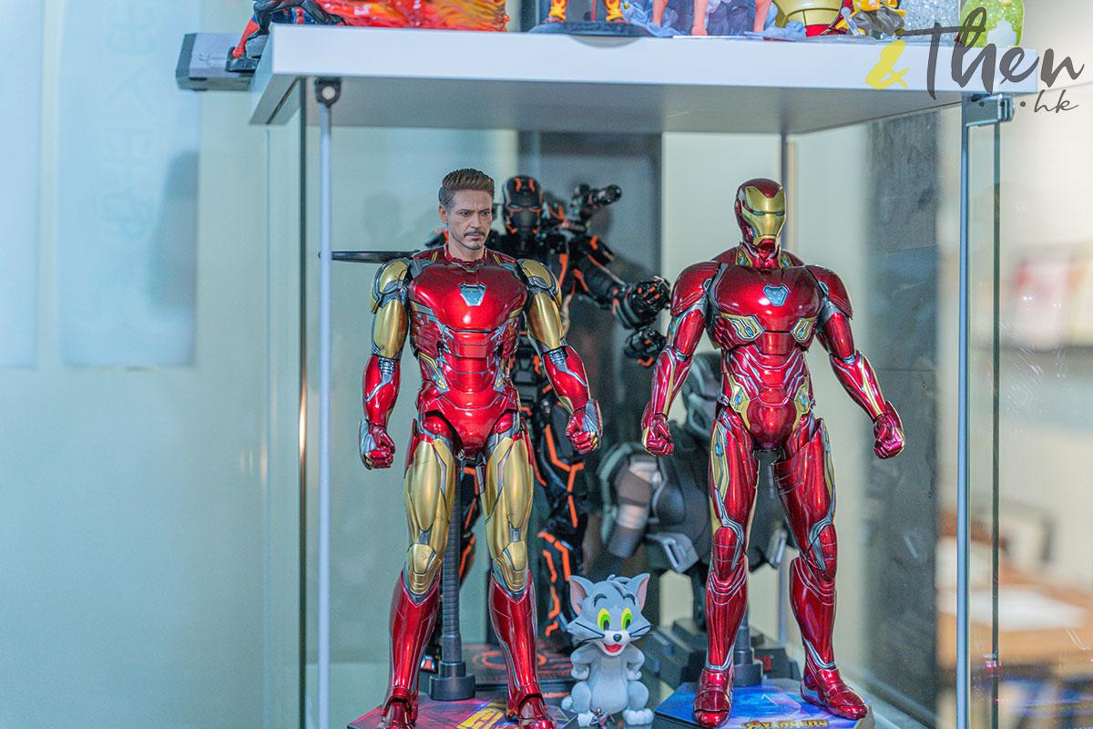 香港藝術 插畫家 Pen So 黑白漫畫 災難之後 九龍城寨 本土文化 Figure Marvel Ironman
