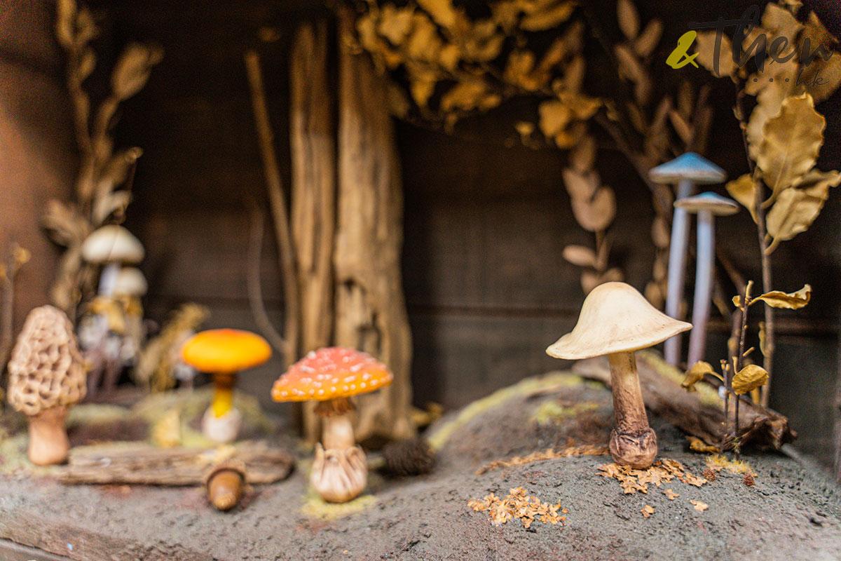 Certain Corners 蘑菇 蘑菇燈工作坊 蘑菇燈 Horner 模型擺設 微縮模型