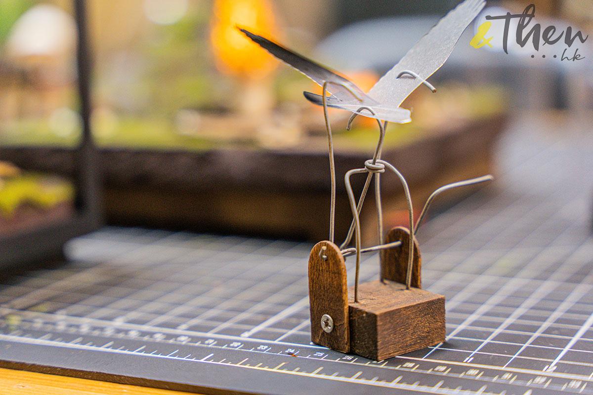 Certain Corners 蘑菇 蘑菇燈工作坊 蘑菇燈 Horner 模型擺設 機械裝置