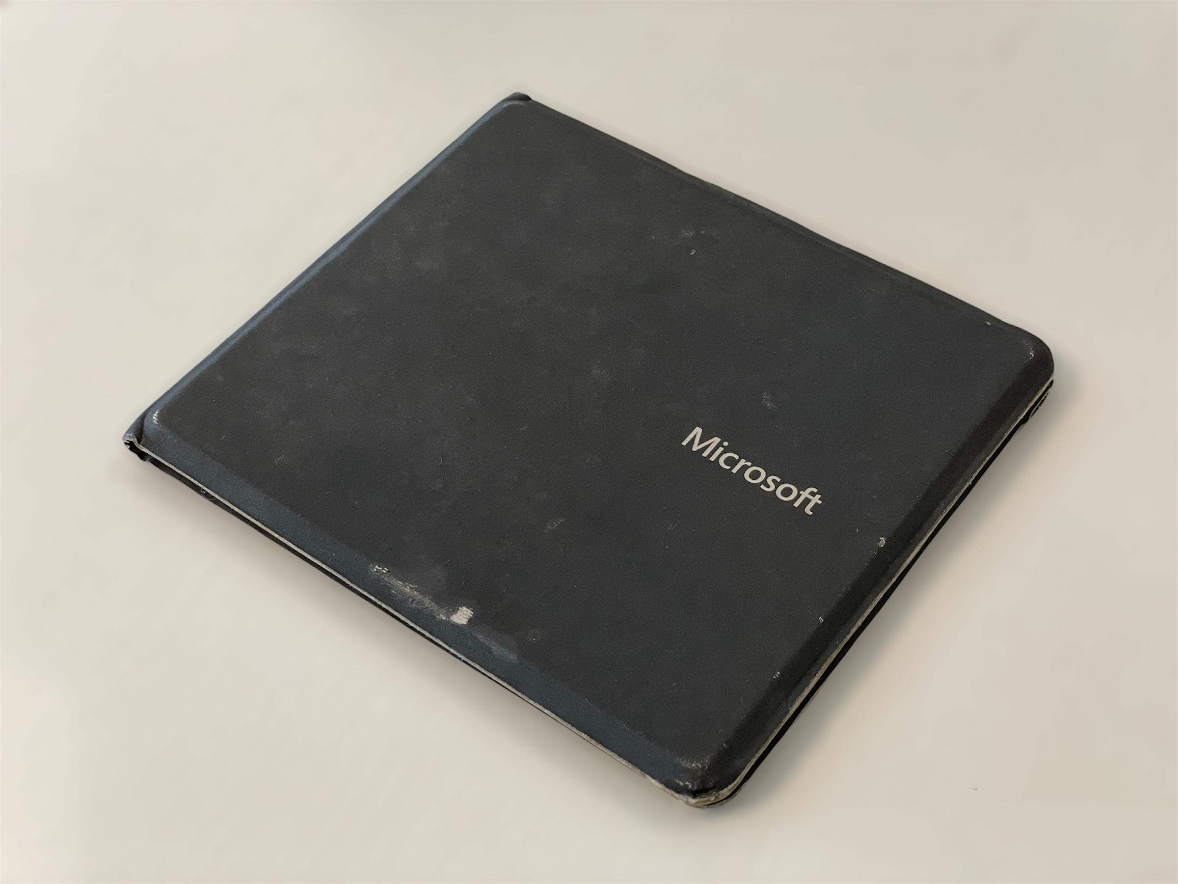 摺疊鍵盤 鍵盤 Microsoft Microsoft Universal Foldable Keyboard 打字 文字工作