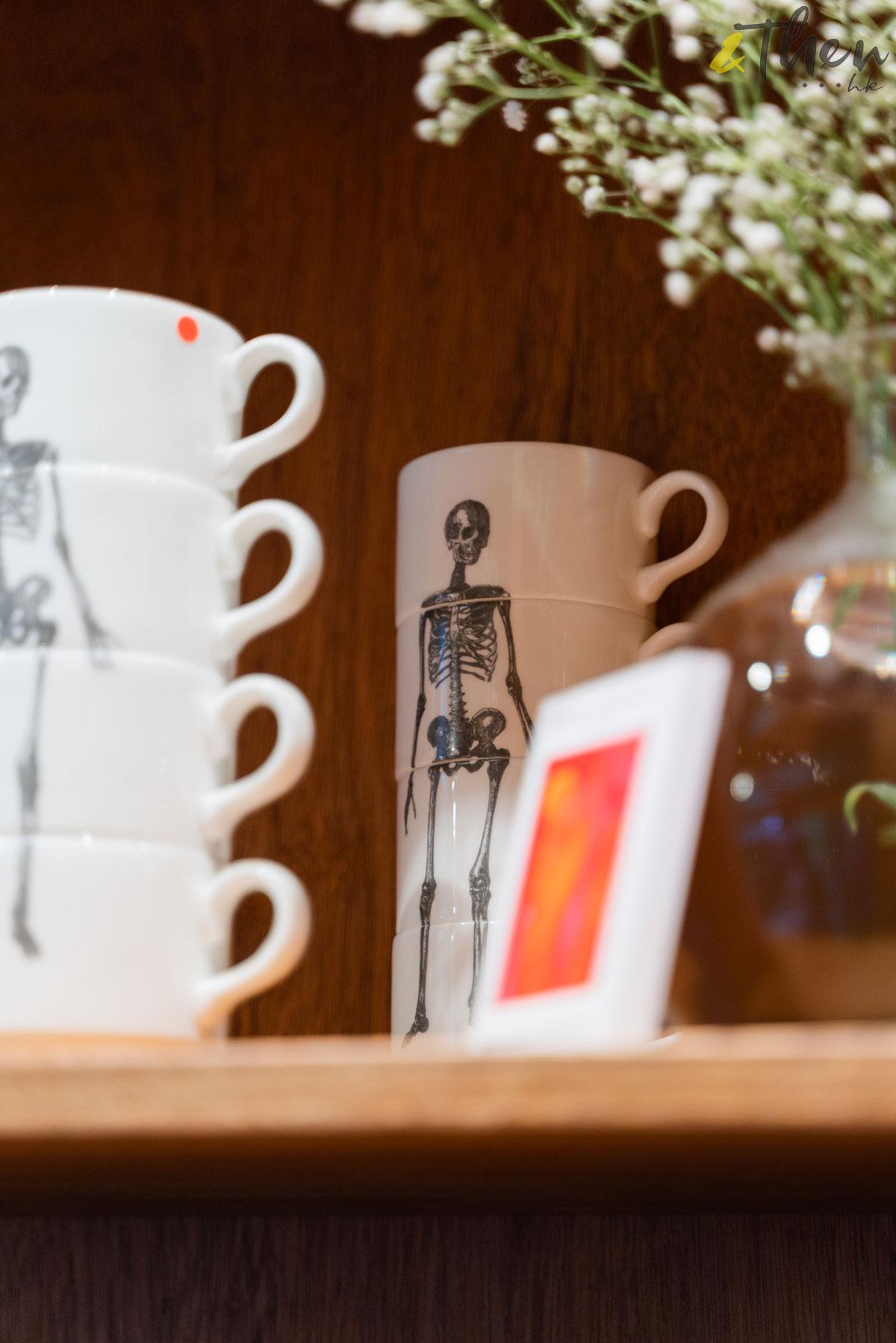 巷口舖 選物店 窗後巷 銅鑼灣 霎西街 本土品牌 骷嘍頭咖啡杯 南丫島 英國藝術家 Phoebe
