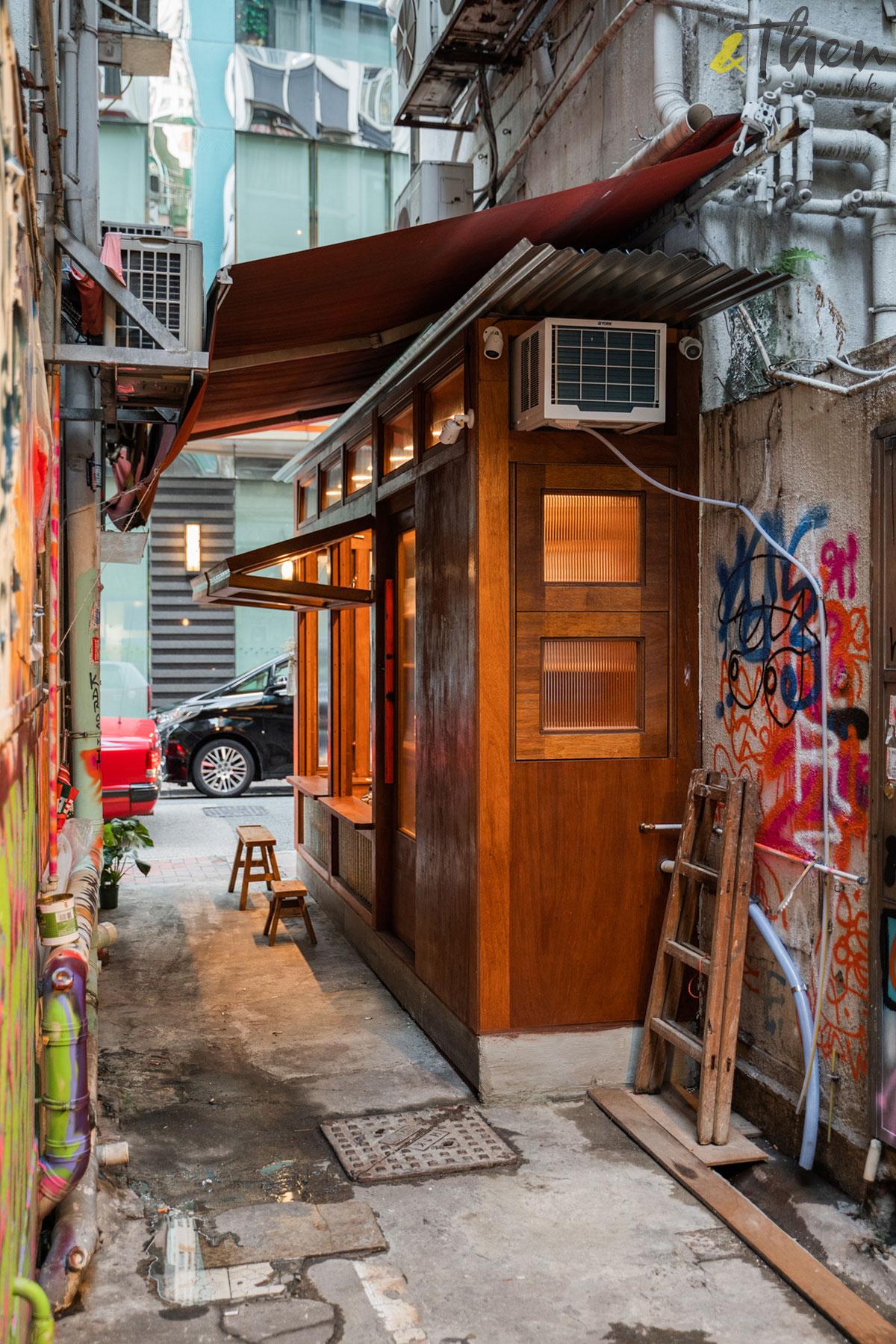 巷仔舖 巷口舖 選物店 窗後巷 銅鑼灣 霎西街 本土品牌 後巷