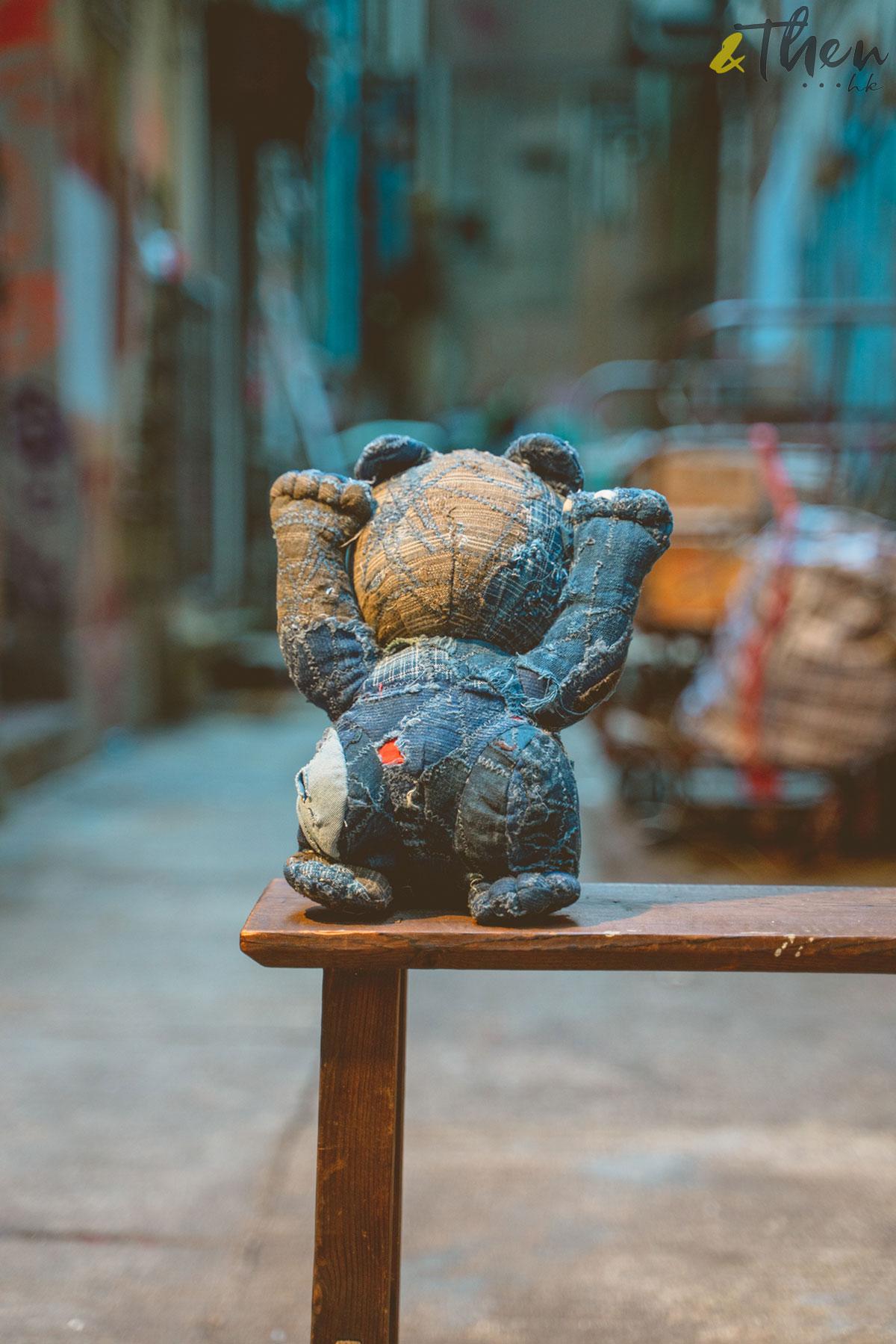 巷口舖 選物店 窗後巷 銅鑼灣 霎西街 本土品牌 Boro Luck Cat 日本古布 招財貓